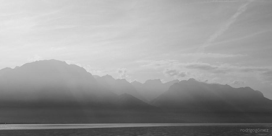 Los Alpes - Montreux, Suiza