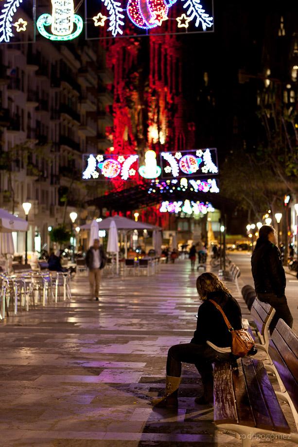 Comienza la Navidad - Barcelona