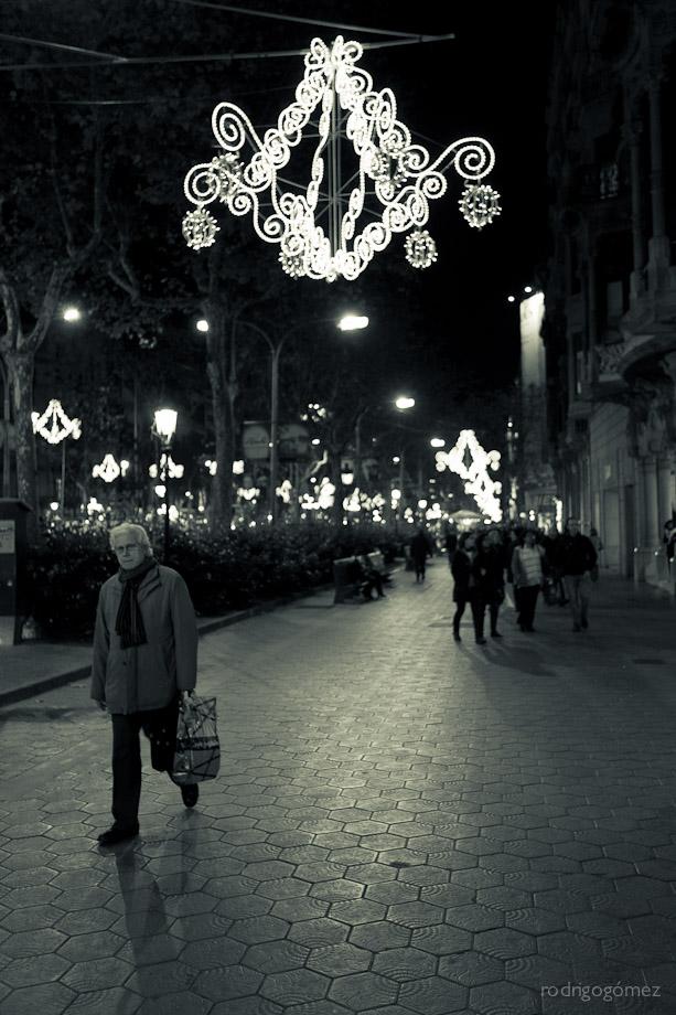 De compras por Paseo de Gracia - Barcelona