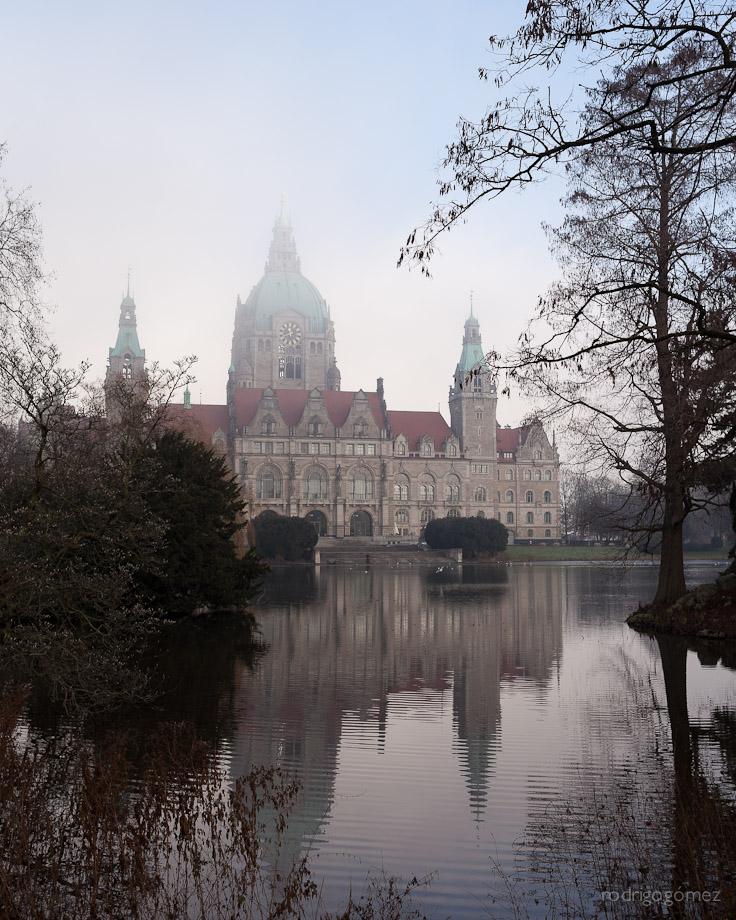 Maschpark, Hannover, Alemania