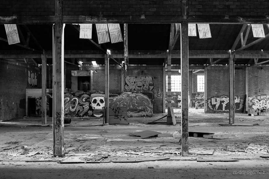 Fábrica Abandonada I - Montmeló