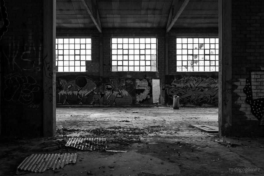 Fábrica Abandonada II - Montmeló