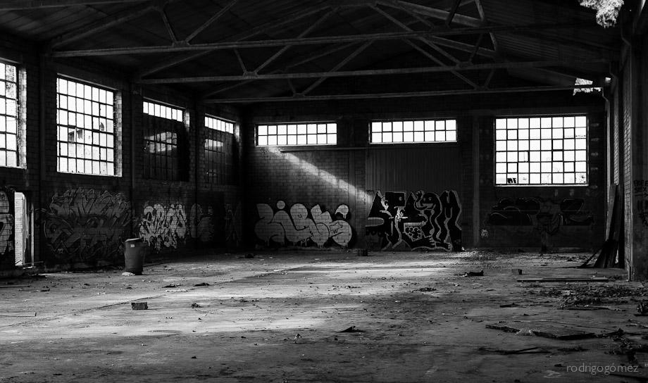 Fábrica Abandonada III - Montmeló
