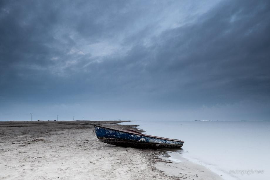 Paisajes Marítimos II - Delta del Ebre