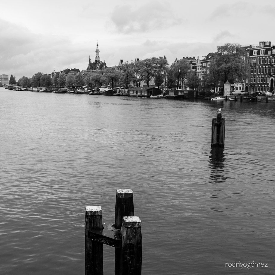 Río Amstel - Amsterdam