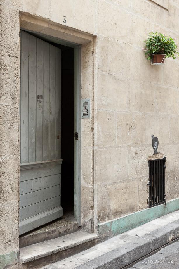 El número 3 - Arles, Francia