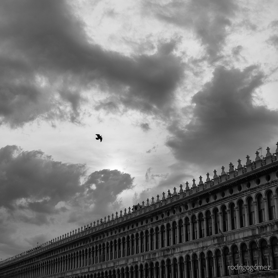 Cielos de Italia I (O días así...) - Venezia, Italia