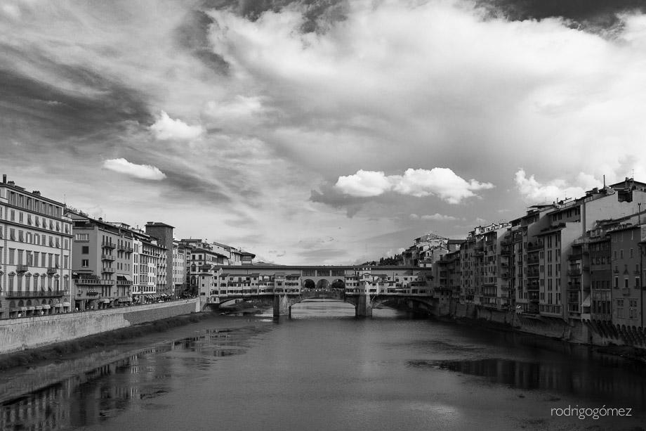 Cielos de Italia II - Firenze