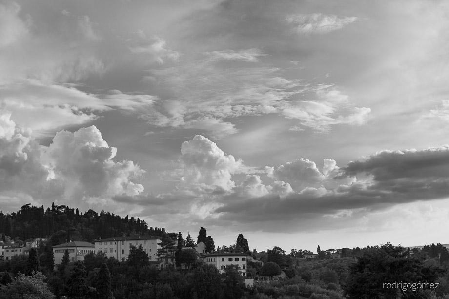 Cielos de Italia III - Firenze