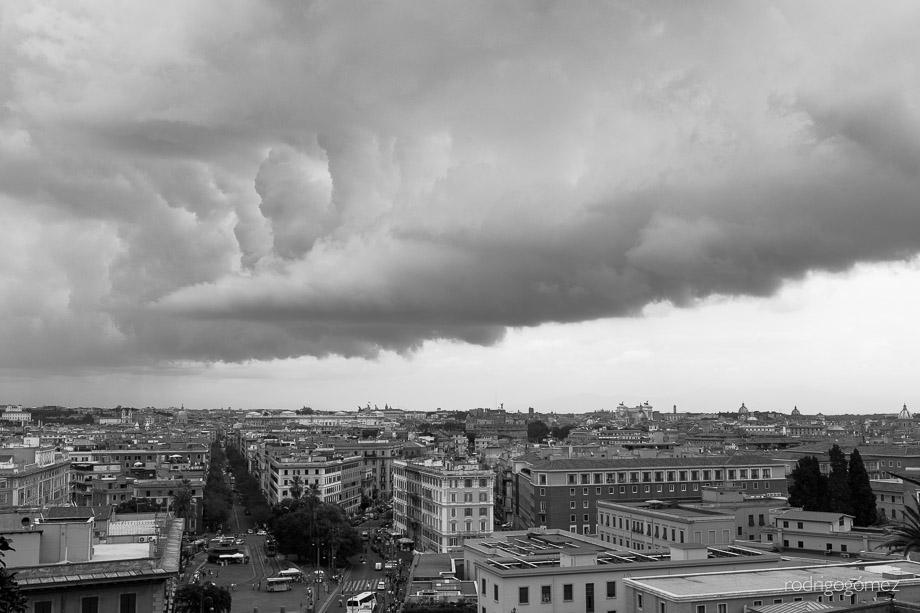 Cielos de Italia V - Roma