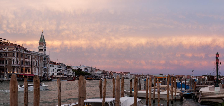 Panorámica Venezia - Septiembre 2012 - Venezia, Italia