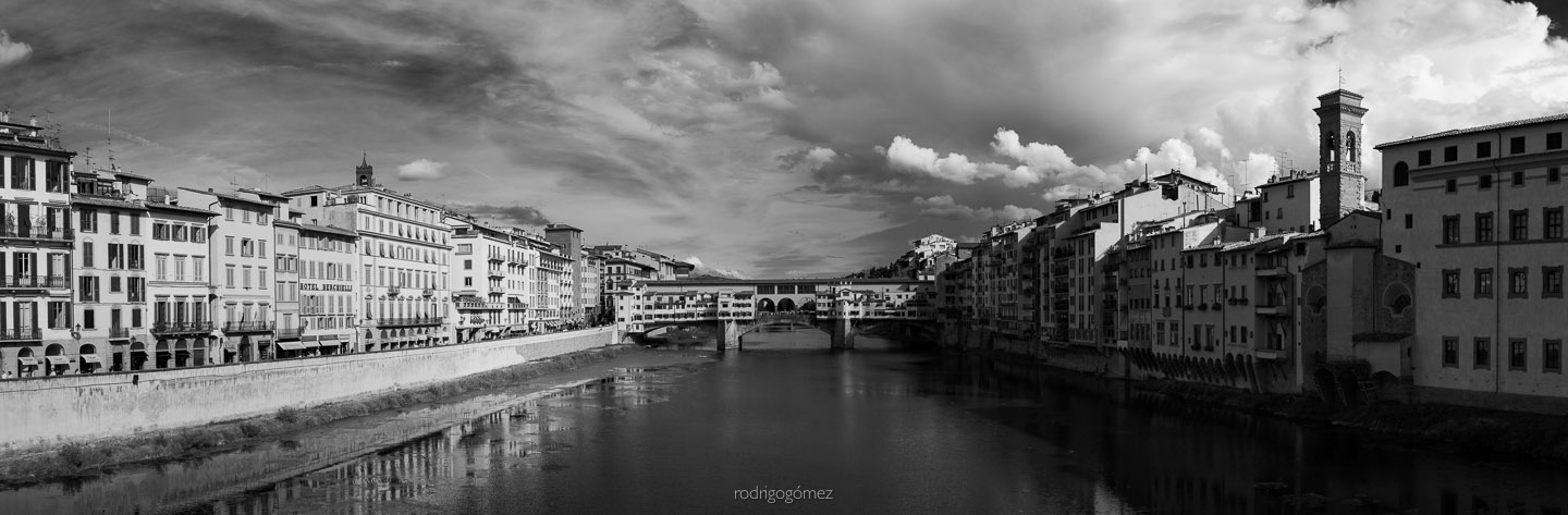 Panorámica Firenze I, Septiembre 2012
