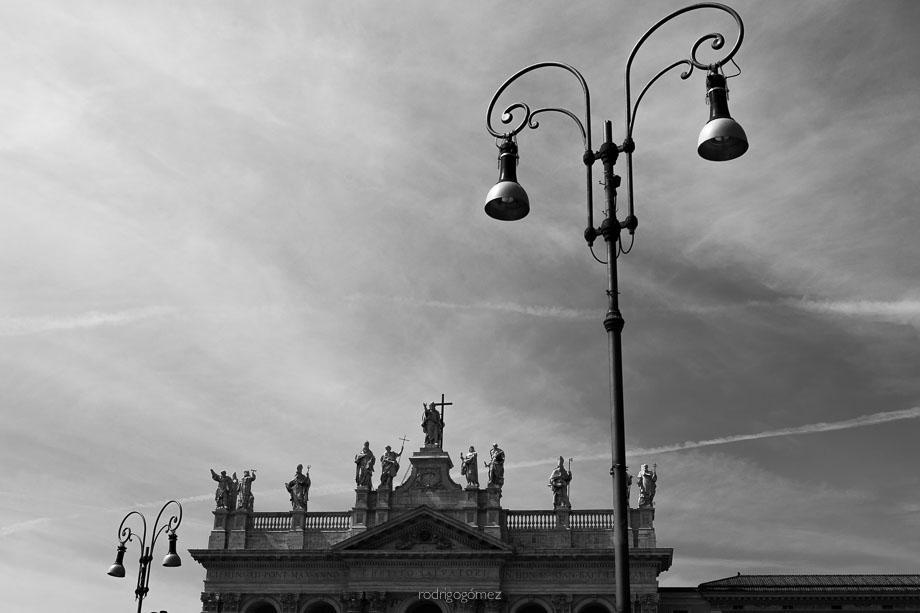 Basilica di San Giovanni in Laterano - Roma, Italia
