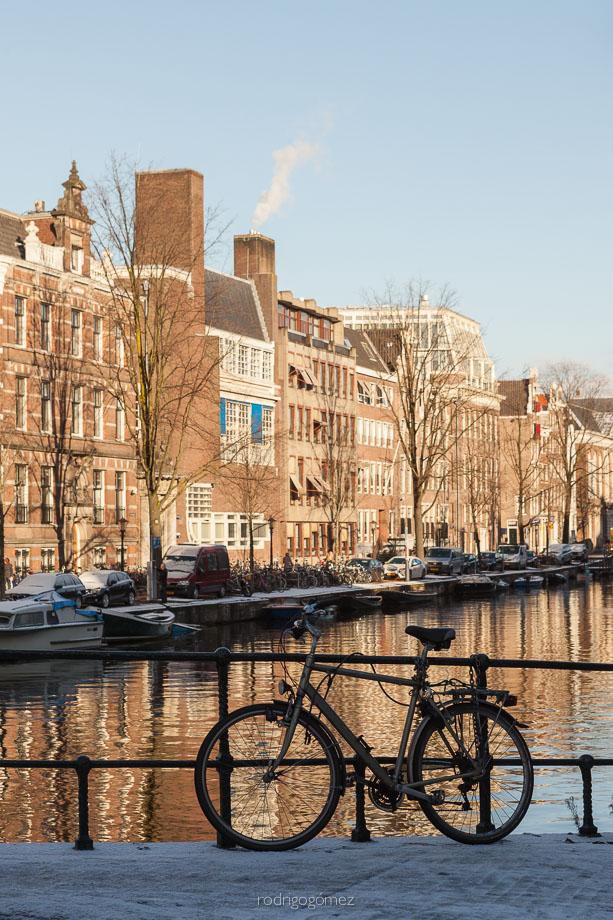 Morning Light - Amsterdam, Holanda