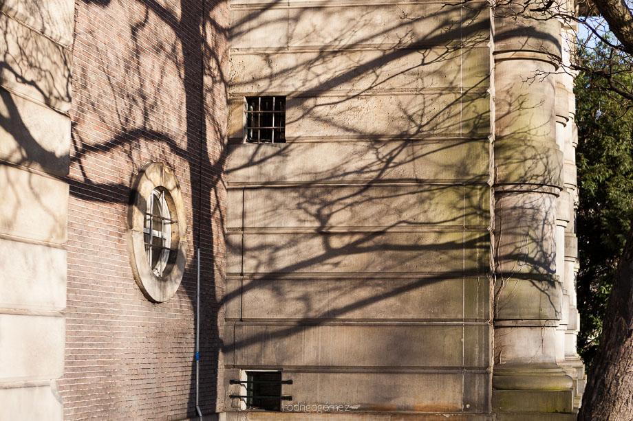 Proyecciones de sombras - Amsterdam, Holanda