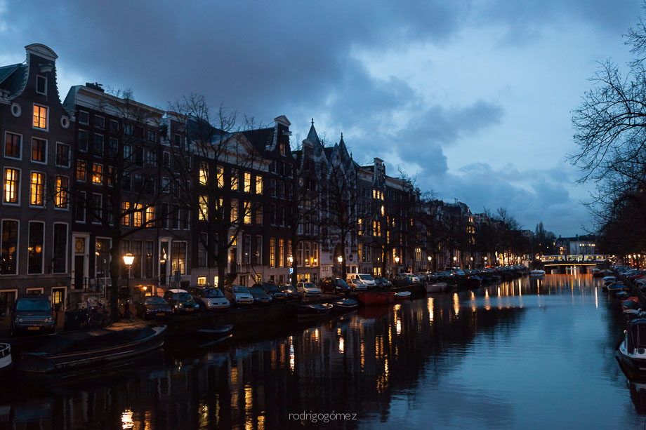 City of Windows - Amsterdam, Holanda