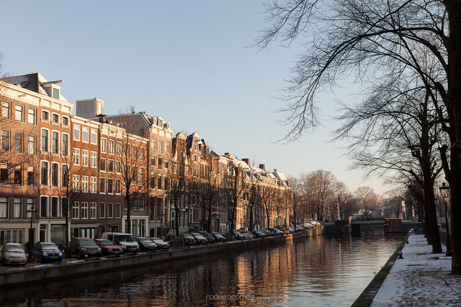 Morning Light II - Amsterdam, Holanda